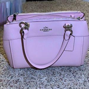 Coach cross grain mini purse